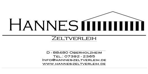 Hannes Zeltverleih