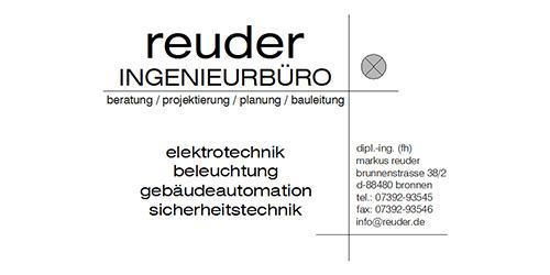 Logo Reuder