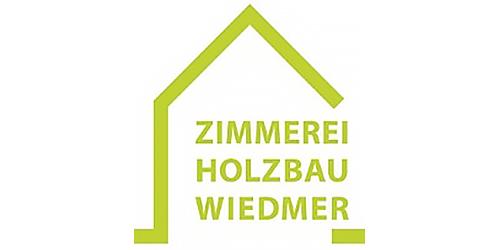 Logo Zimmerei & Holzbau Wiedmer Achstetten