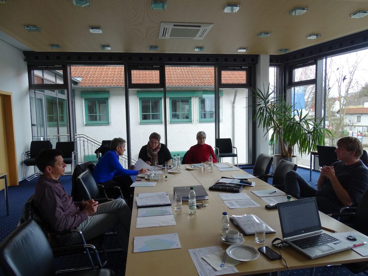 Klausurtagung 2019 des Ausschusses vom Gewerbeverein Burgrieden-Achstetten e. V.